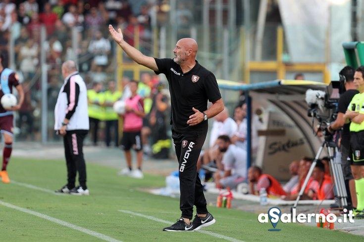 Colantuno cambia, contro il Padova sarà 3-4-1-2 - aSalerno.it
