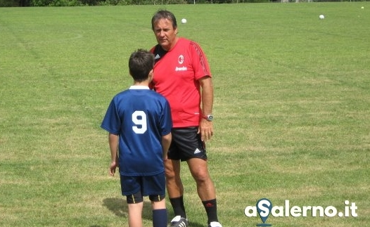 Addio a Giuseppe Peviani, ex calciatore granata - aSalerno.it
