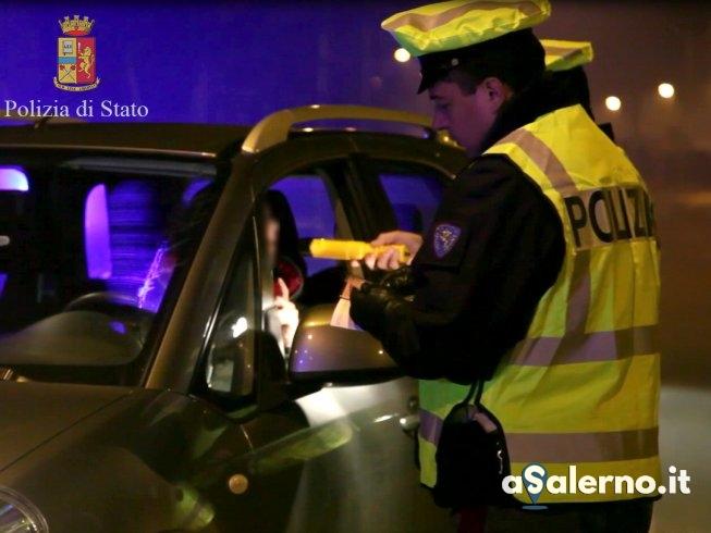 Guida ubriaco con la figlia in auto, denunciato un 39enne - aSalerno.it