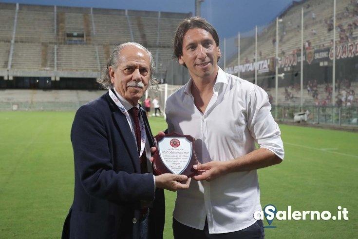 """Il presidente della Reggina Praticò: """"Grazie Salerno"""" - aSalerno.it"""