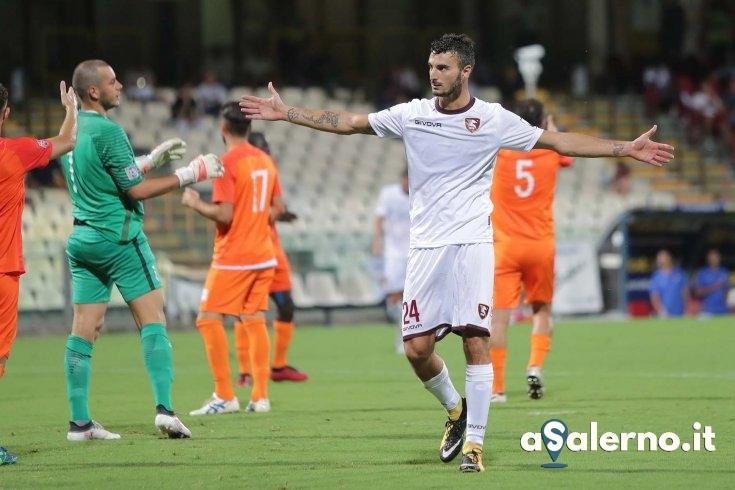 """Salernitana, Bocalon: """"Non voglio andare via"""" - aSalerno.it"""