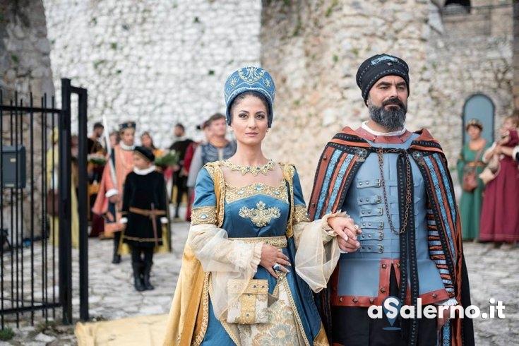 """Torna la festa medievale """"Alla tavola della Principessa Costanza"""" - aSalerno.it"""