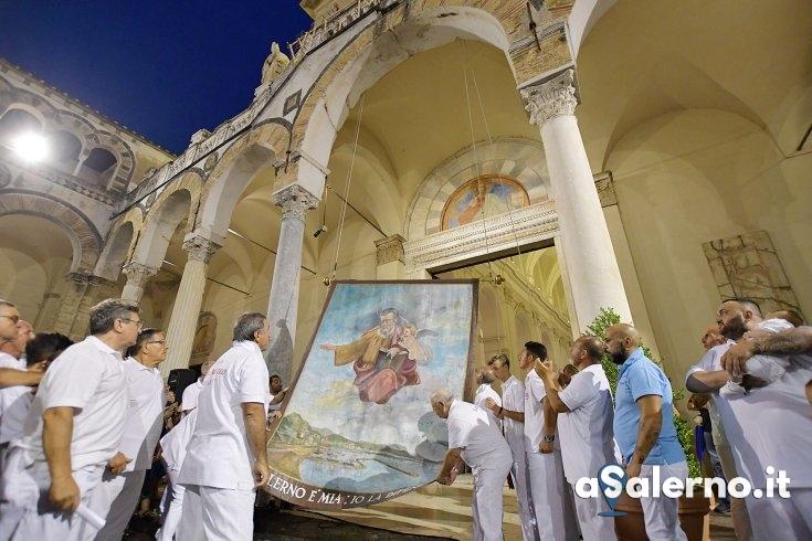 Un mese a San Matteo, domani l'alzata del panno - aSalerno.it