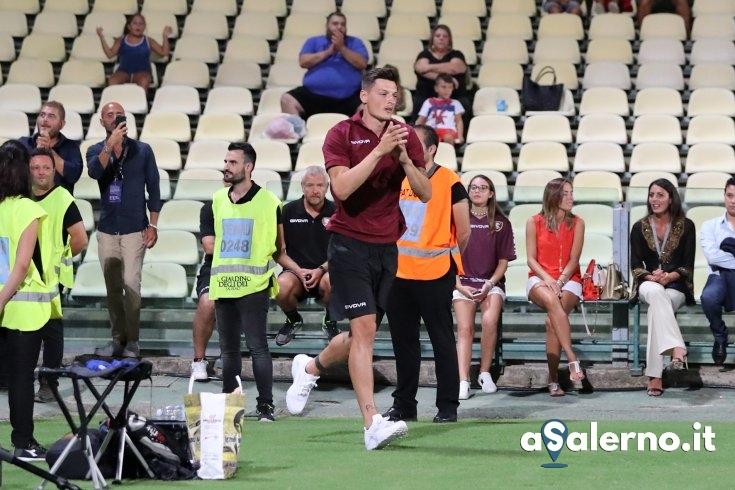 Verso il debutto in campionato: come ci arrivano granata e rosanero - aSalerno.it
