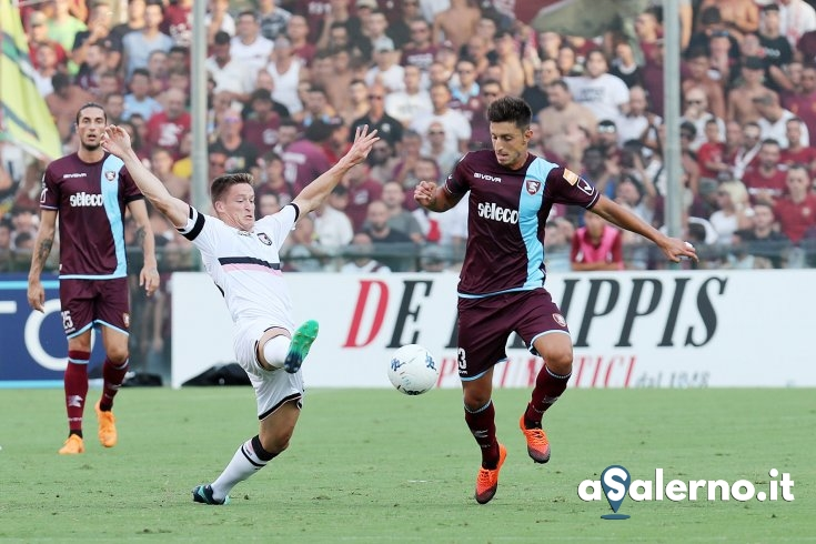 Salernitana-Palermo: Le Pagelle - aSalerno.it
