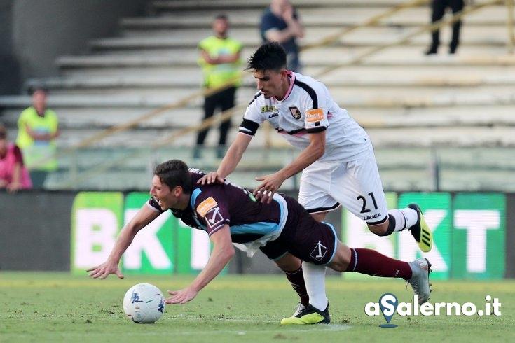 Salernitana, il botto è rinviato: 0 a 0 con il Palermo - aSalerno.it