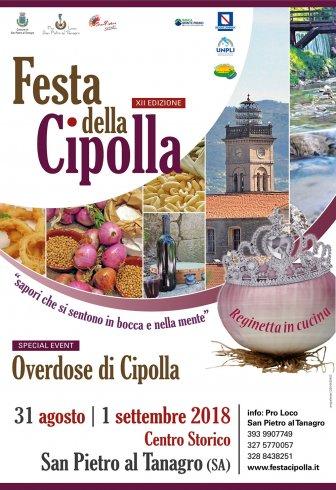 Parte la XII edizione della Festa della Cipolla di San Pietro al Tanagro - aSalerno.it