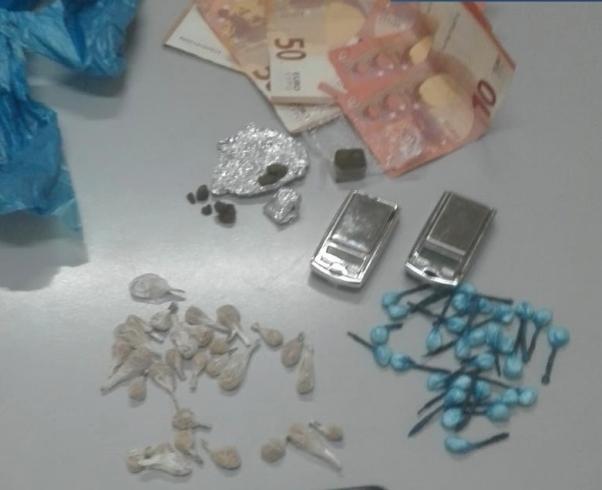 Lungomare Trieste, arrestato 31enne salernitano per spaccio - aSalerno.it