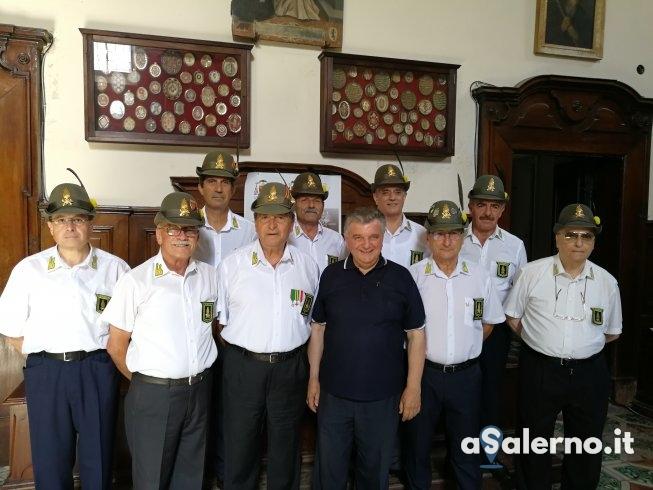 L'Anfi Provinciale salernitana per la mensile Guardia d'Onore al Tesoro di San Matteo - aSalerno.it