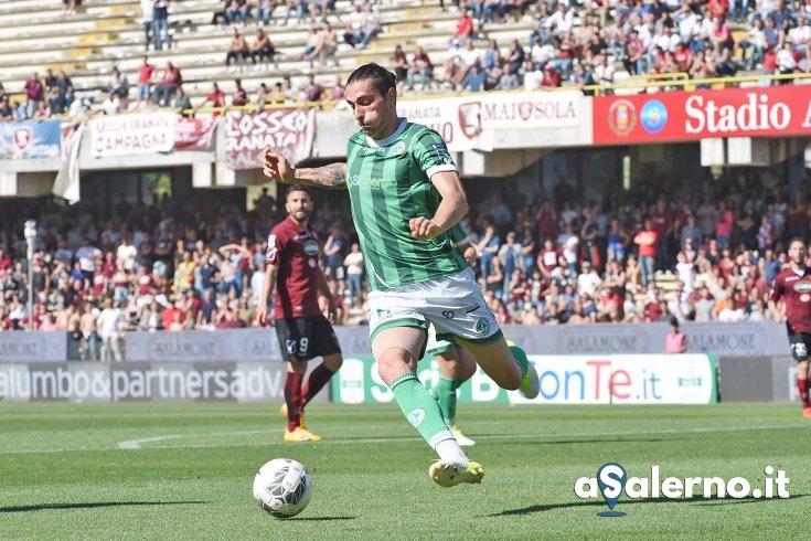 Calciomercato Salernitana: il Perugia ed il Palermo puntano Migliorini - aSalerno.it