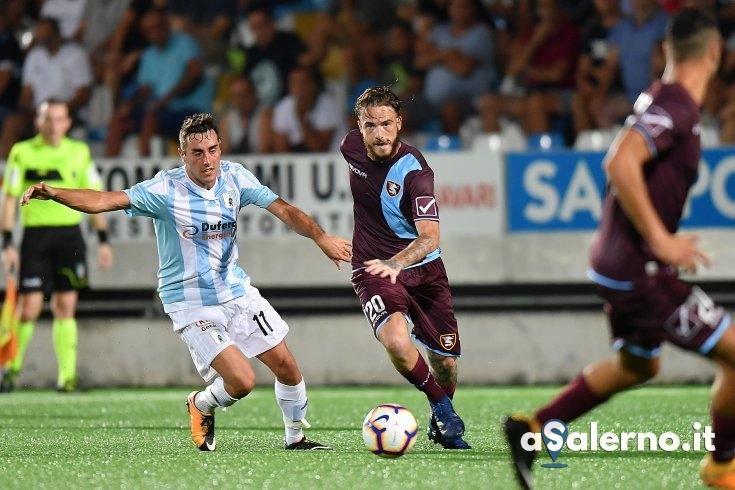 Mister Colantuono convoca 25 calciatori per il derby di Benevento - aSalerno.it