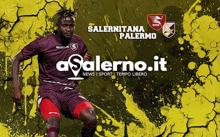 Salernitana-Palermo: Match Day Programme - aSalerno.it
