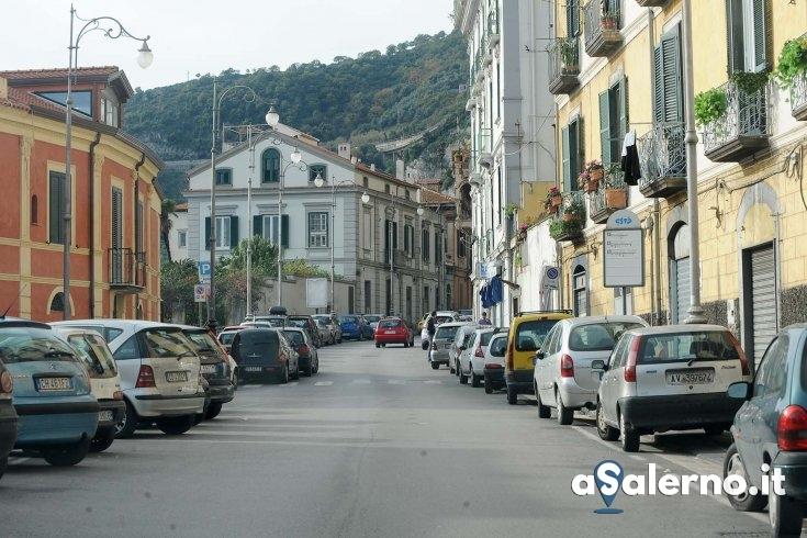 Petizione per ripristinare il doppio senso in Via Benedetto Croce - aSalerno.it