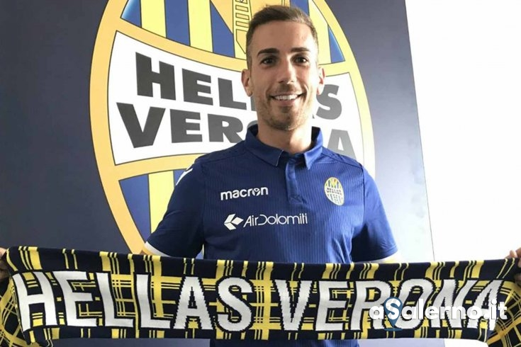L'ex Antonino Ragusa approda all'Hellas Verona - aSalerno.it