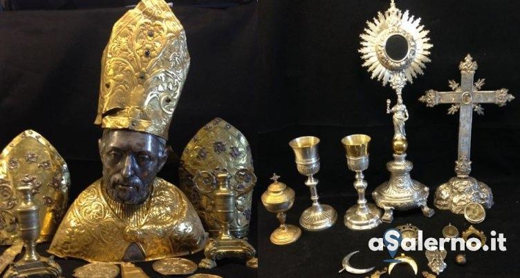 """Acerno, restituito alla città il tesoro di """"San Donato"""" - aSalerno.it"""