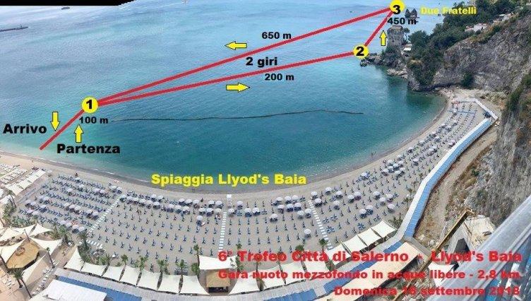 Nuoto, al via il 6° Trofeo Città di Salerno - aSalerno.it