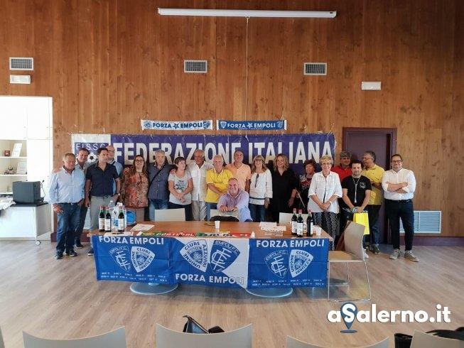 Il Salerno Club 2010 ad Empoli al tavolo della Fissc – FOTO - aSalerno.it