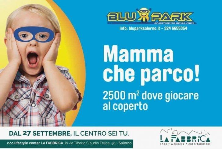 A Salerno il più grande parco divertimenti al chiuso d'Italia – VIDEO - aSalerno.it