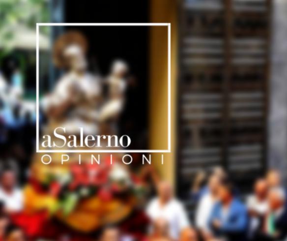 San Matteo con le cuffiette - aSalerno.it