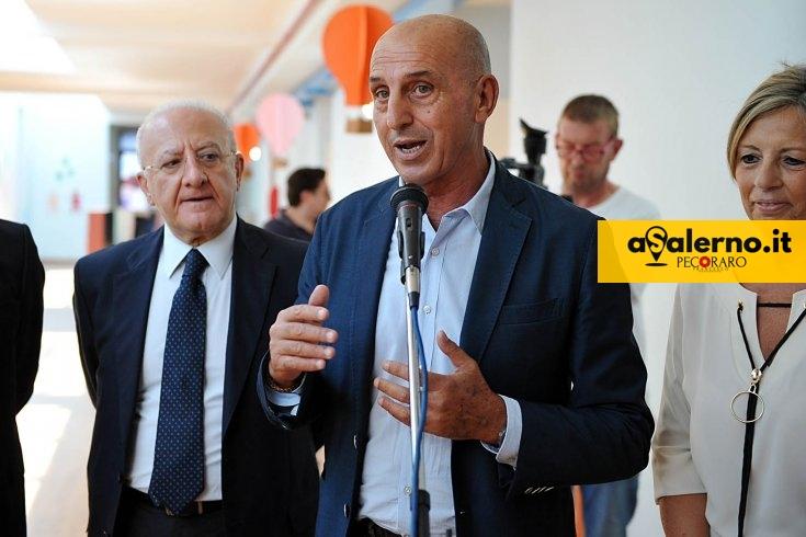 Regionali, dato Salerno città: Nino Savastano più votato. Dante Santoro primo nel centrodestra - aSalerno.it