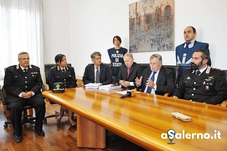 Più di 50 perquisizioni, 47 indagati: l'operazione anti-clan a Cava - aSalerno.it