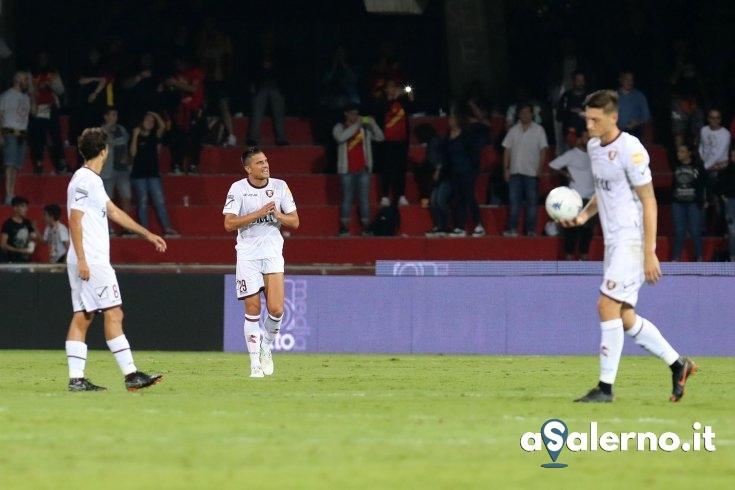 Salernitana stregata, il derby è del Benevento (4-0) - aSalerno.it