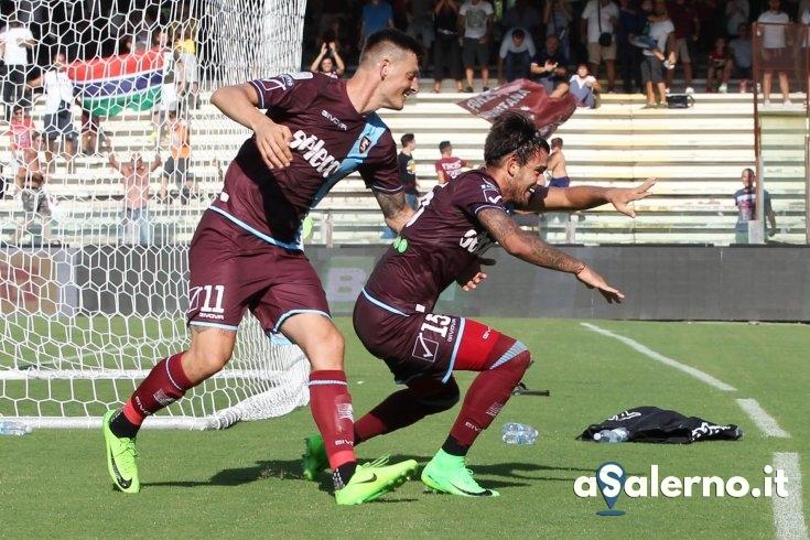 Salernitana forza 3: Di Tacchio, Casasola e Anderson abbattono il Padova - aSalerno.it