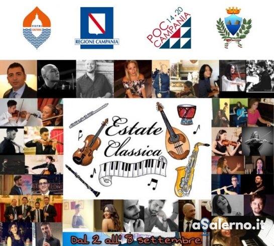 Vietri sul Mare: tutti i concerti di Estate Classica - aSalerno.it