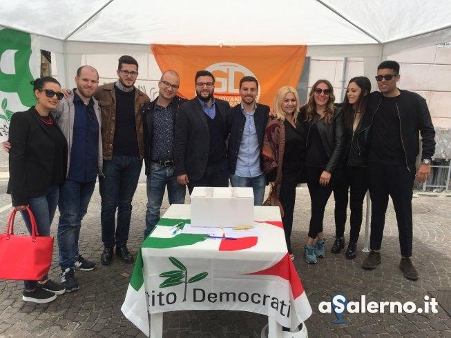 """Gd di Salerno contro Lega e ronde: """"Passerella sul lungomare, presi in giro i salernitani"""" - aSalerno.it"""