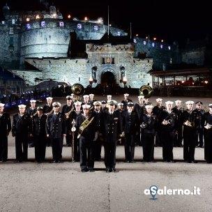 LA U.S. NAVAL FORCES BAND EUROPE