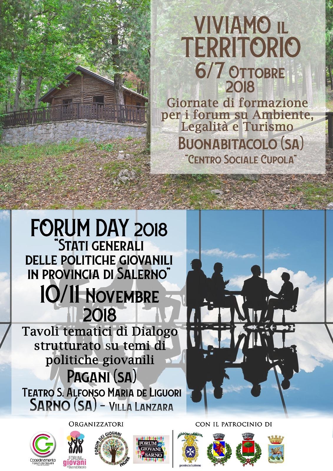 Locandina CP FdG SA ottobre-novembre 2018