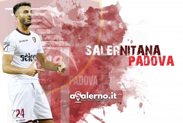 Salernitana-Padova: Match Day Programme - aSalerno.it