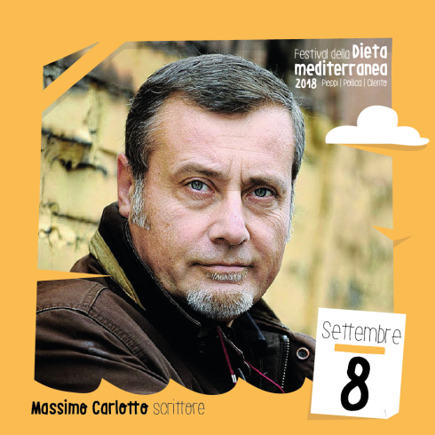 Al Festival di Pioppi il noir mediterraneo di Massimo Carlotto - aSalerno.it