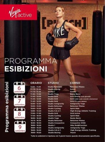 Il colosso Virgin Active pronto a partire a Salerno: da domani l'open day a La Fabbrica - aSalerno.it