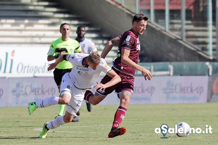 Salernitana-Perugia: formazione ufficiale - aSalerno.it