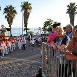 SAL - 03 09 2018 Salerno Torrione. San Matteo nei quartieri. Foto Tanopress