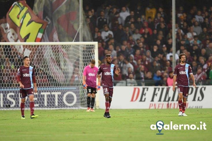 Salernitana, la punizione è firmata Ninkovic: Ascoli avanti (1-0 pt) - aSalerno.it