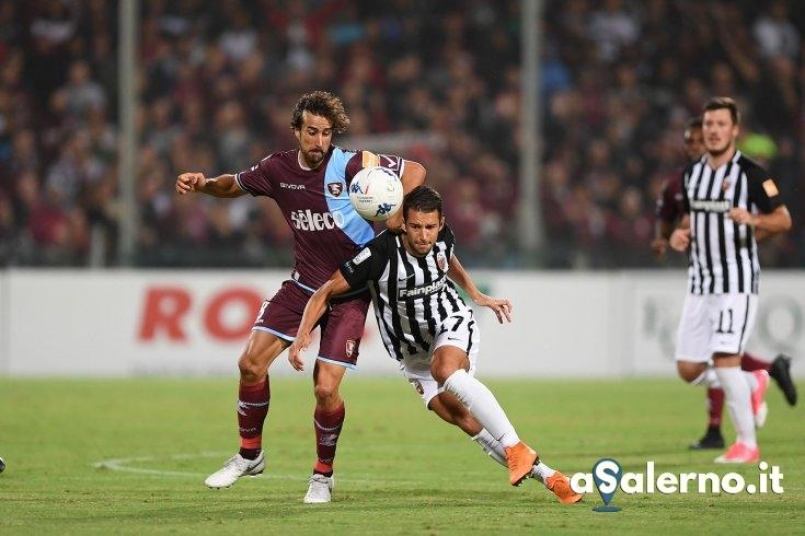 Convocati contro il Verona: saltano Di Gennaro e Djavan Anderson - aSalerno.it