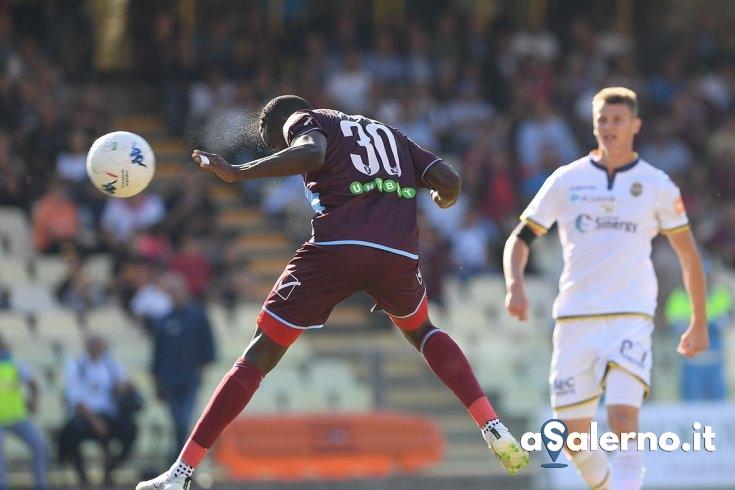 Salernitana, domato il mastino: Jallow punisce il Verona (1 a 0) - aSalerno.it
