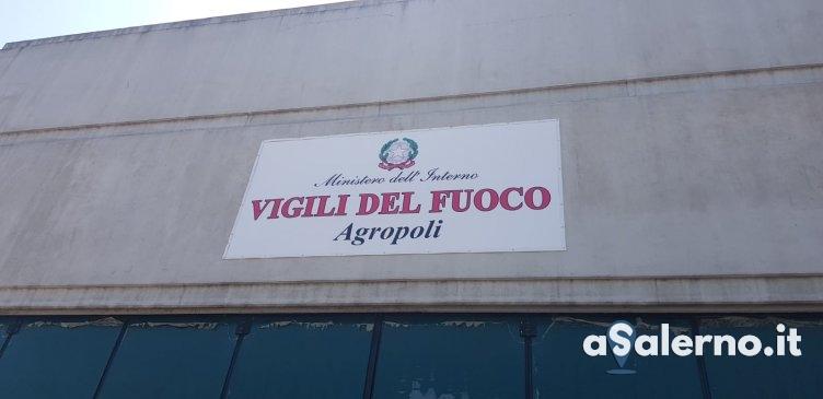Vigili del Fuoco, pronta la sede del distaccamento estivo di Agropoli - aSalerno.it