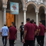 SAL - 13 09 2018 Salerno Duomo. Messa Sportivi. Foto Tanopress