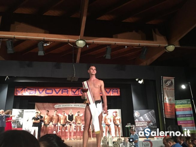 Mister Granata 2018 racconta la sua passione ed i suoi idoli granata - aSalerno.it