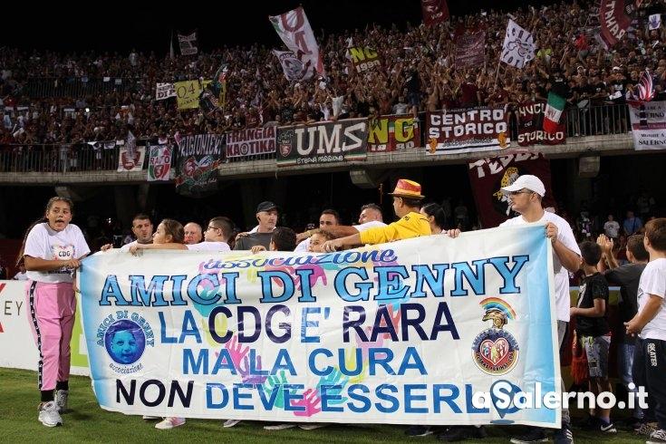 Benevento-Salernitana, quando il cuore batte forte.. per Genny - aSalerno.it