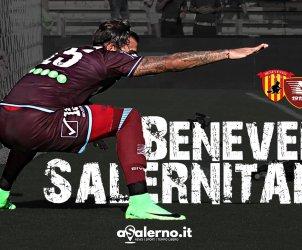 benevento salernitana matchday programme