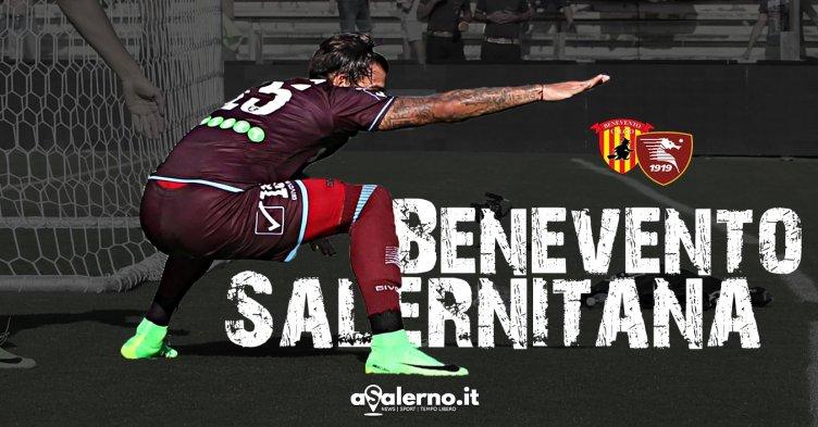 Benevento-Salernitana: Match Day Programme - aSalerno.it