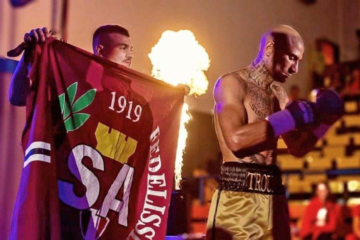 Socci re del ring in Repubblica Ceca: Kubica al tappeto al terzo round - aSalerno.it