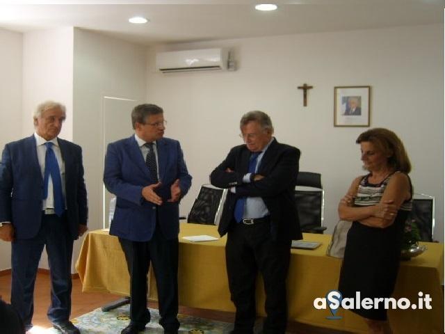 Procuratore Lembo al dipartimento Arpac di Salerno, elogio al personale - aSalerno.it