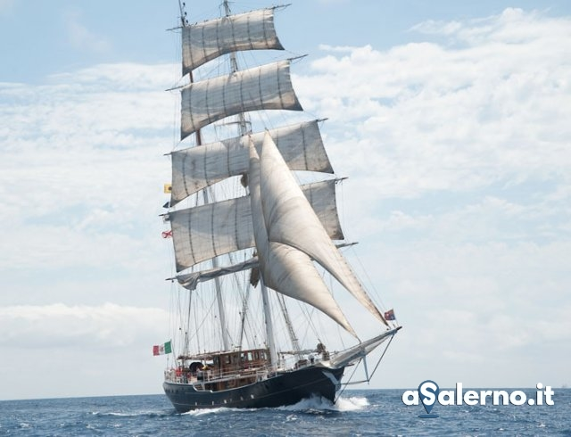 Nave Italia a Salerno - aSalerno.it
