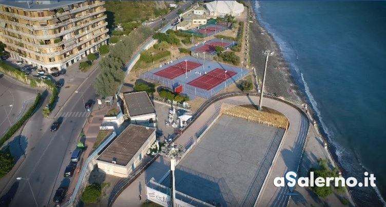 Domenica a Salerno l'inaugurazione dei Campi Comunali di Tennis - aSalerno.it