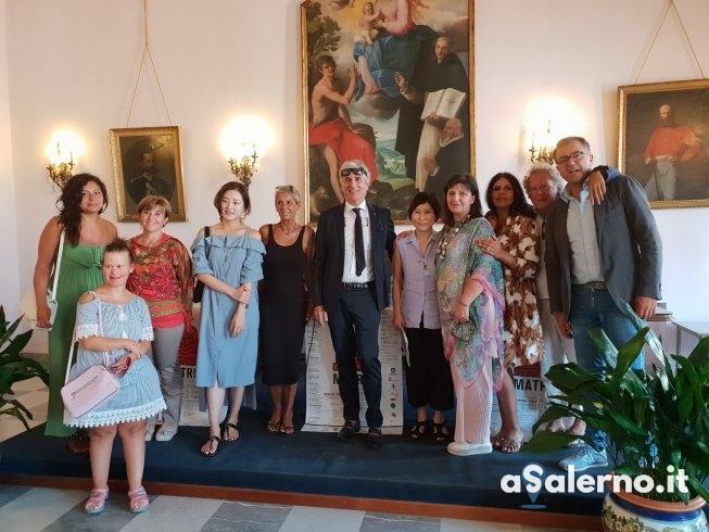 Presentato il Matres Festival Internazionale di Ceramica al Femminile - aSalerno.it